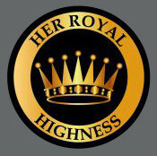 Pet ID Tag - Her Royal Highness