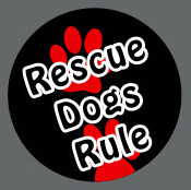 Pet ID Tag - Rescue Dogs Rule
