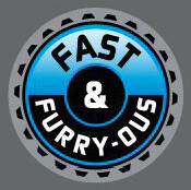 Pet ID Tag - Fast and Furry-Ous