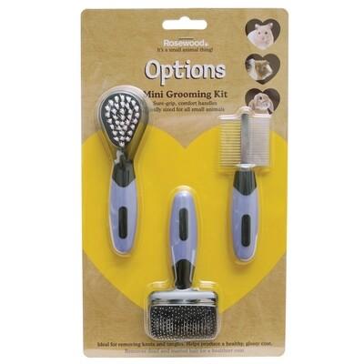 Rosewood Options Mini Grooming Kit