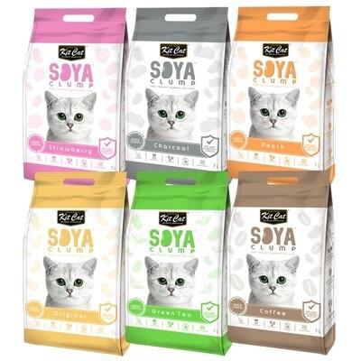 Kit Cat Soya Clump Cat Litter 2.8kg