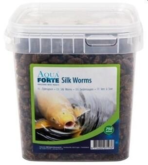 AquaForte Silk Worms 750G