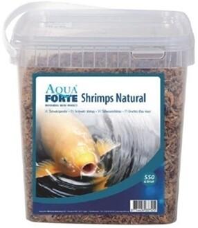 AquaForte Shrimps Natural 550G