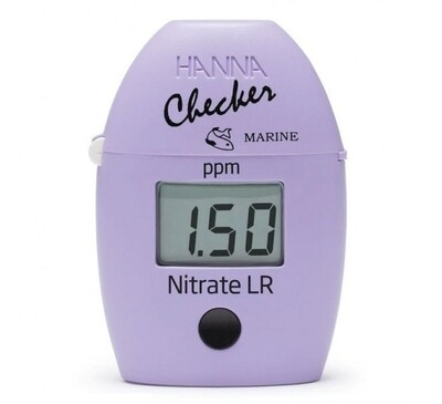 HANNA HI 781 Nitrate (No3) Low Range Colorimeter - MARINE WATER
