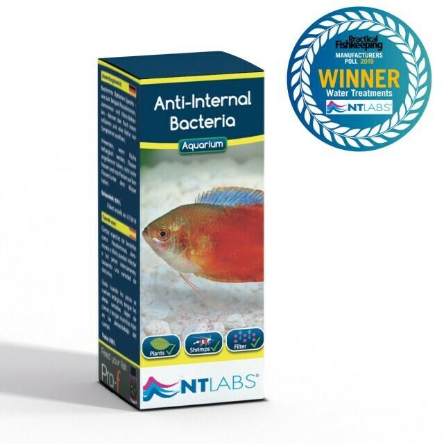 NT Labs Anti-Internal Bacteria