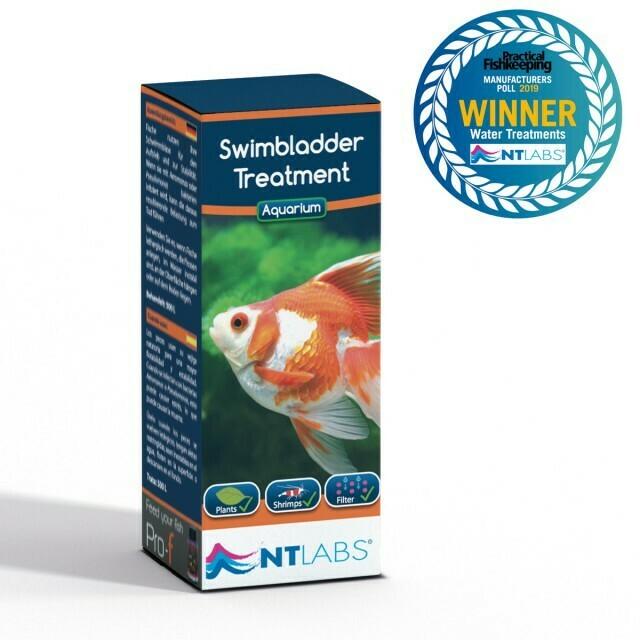 NT Labs Swimbladder Treatment