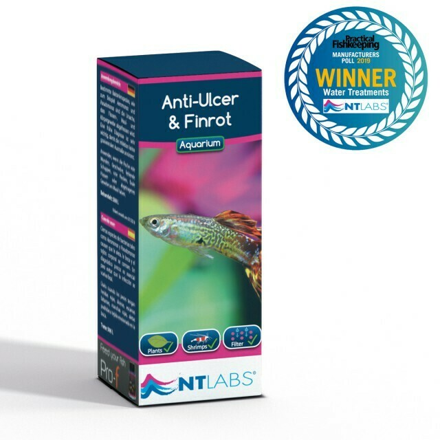 NT Labs Anti-Ulcer and Finrot