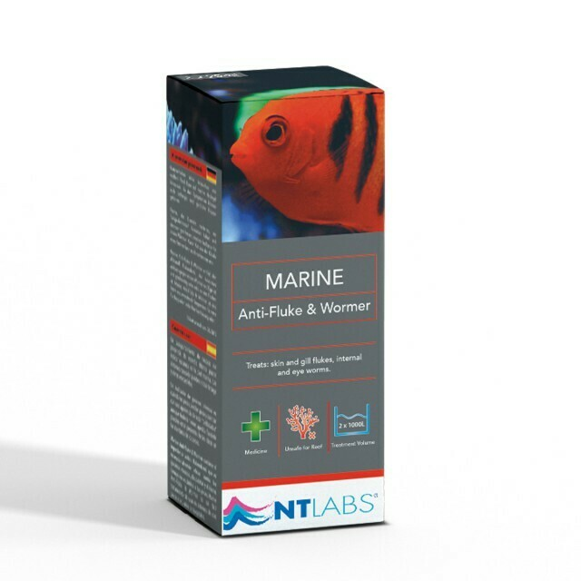 NT Labs Marine Anti-Fluke and Wormer