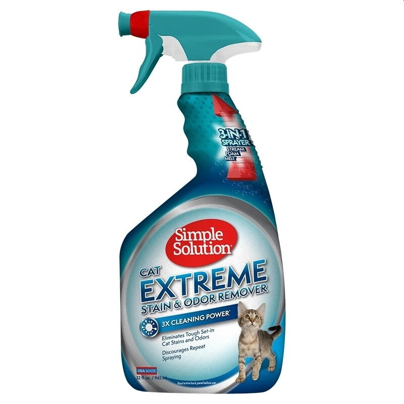 Simple Solution Extreme Stain and Odour Remover Cat 500ml