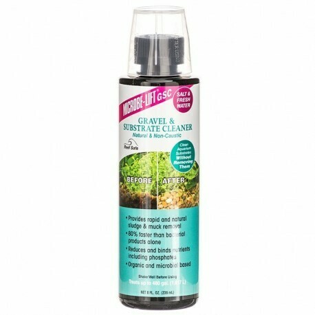 Microbe-Lift Gravel and Substrate Cleaner 118ml