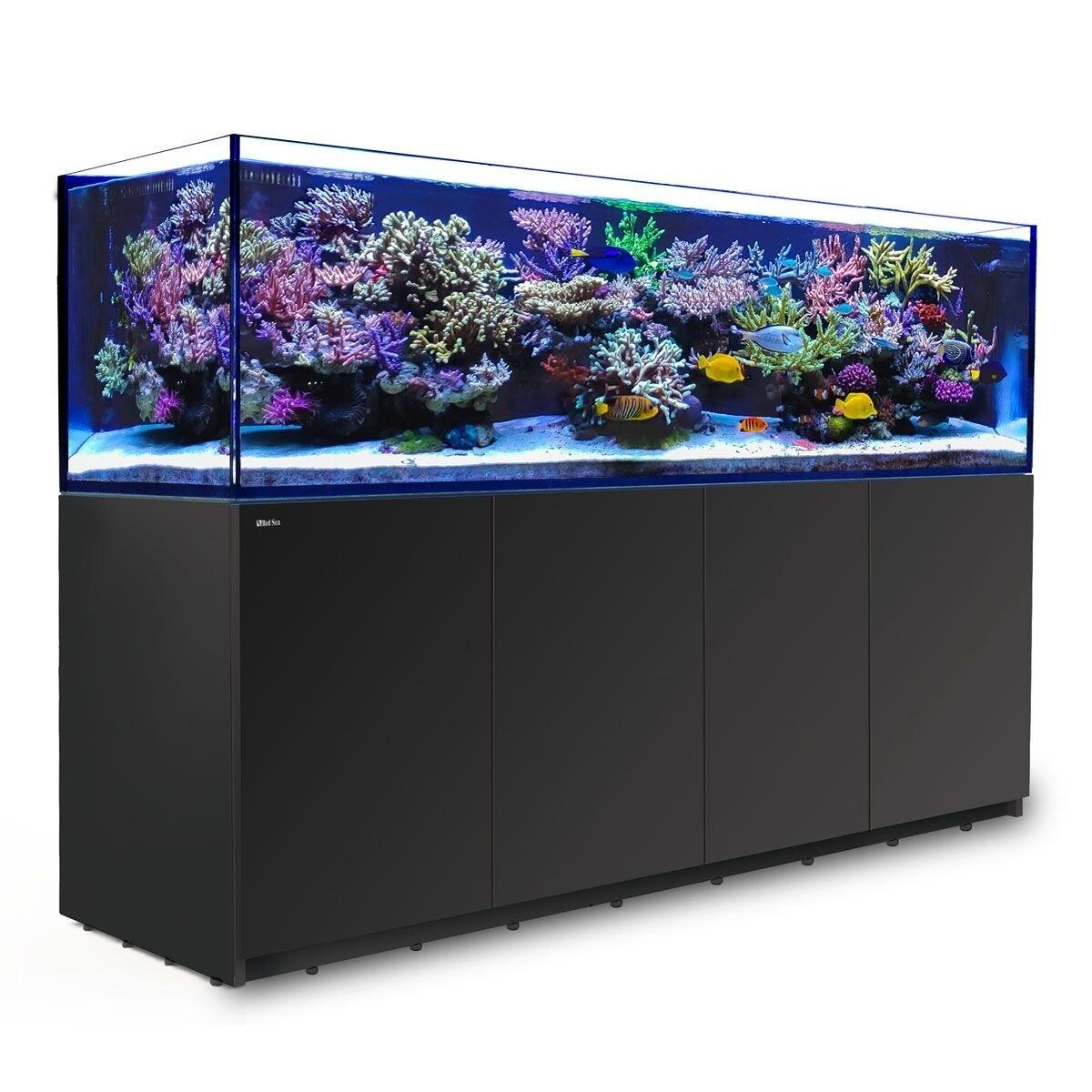Red Sea Reefer 900 3XL Marine Reef Aquarium Black