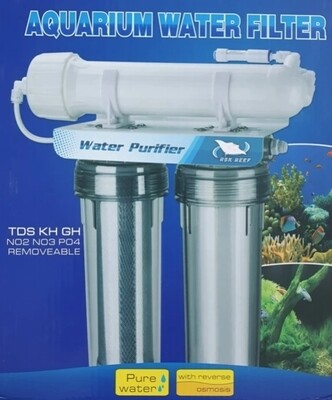 RSK 75 GPD Reverse Osmosis Unit - 3 Stage Water Filtration