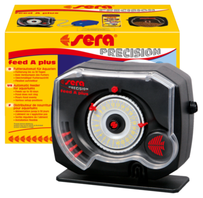 SERA Precision Feed A Plus Automatic Fish Feeder