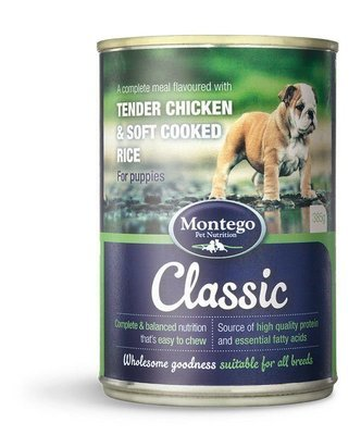 Montego Classic Wet Puppy Food 385g