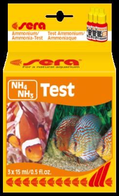 SERA Ammonium Nh4 / Ammonia Nh3 Test Kit
