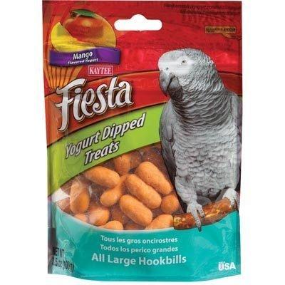 Kaytee Fiesta Yogurt Dipped Treats – Mango Yogurt