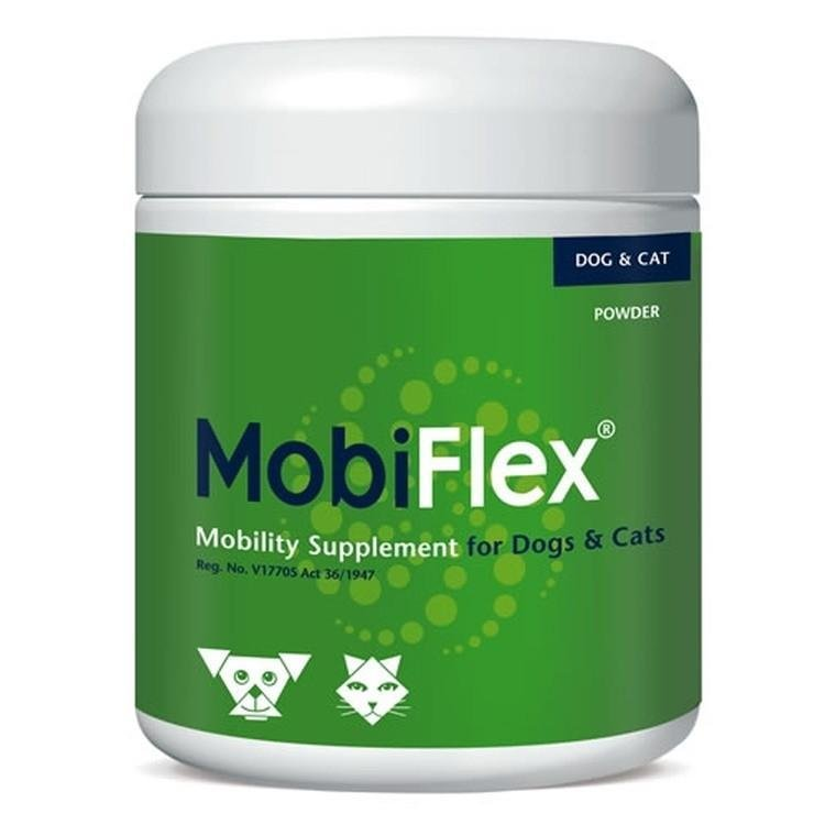 MobiFlex Mobility Supplement for Dogs and Cats 250g