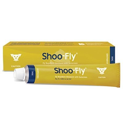 Shoo-Fly Ointment Fly Repellent for Dogs 50g