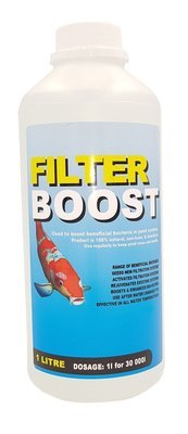 Pond Filter Boost - Beneficial Bacteria