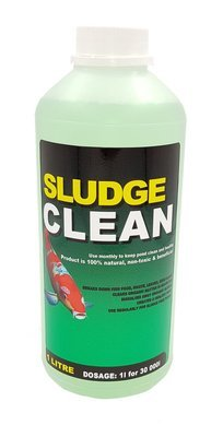 Sludge Clean - Pond Sludge and Waste Remover