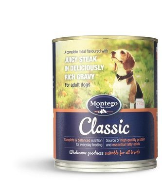 Montego Classic Wet Adult Food