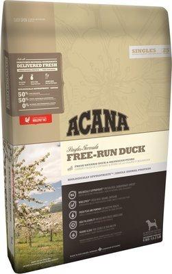 ACANA Singles Free Run Duck Dog Food