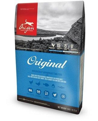 ORIJEN Original Dog Food GRAIN FREE