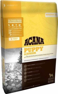 ACANA Heritage Puppy and Junior Dog Food