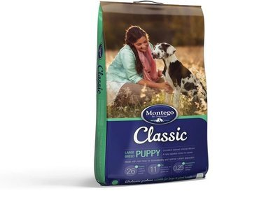 Montego Classic Puppy Large Breed Dog Food