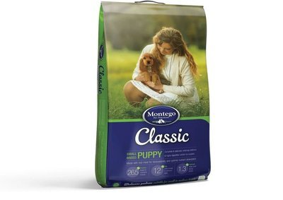 Montego Classic Puppy Small Breed Dog Food