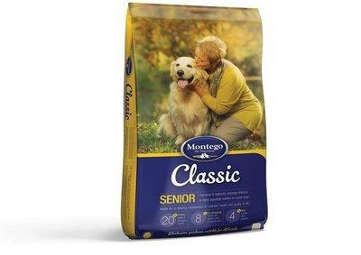 Montego Classic Senior Dog Food