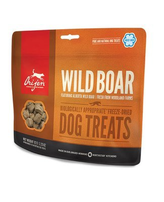 ORIJEN Wild Boar Freeze Dried Dog Treats