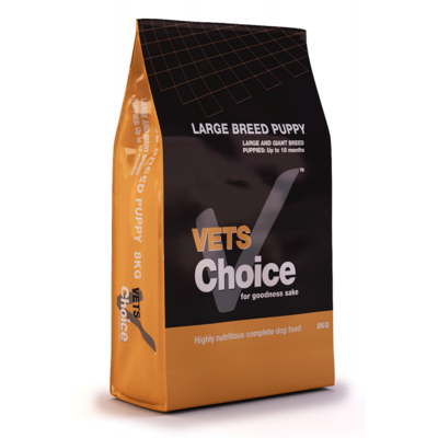 Vets Choice Large and Giant Breed Puppy Dog Food