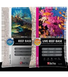 Red Sea Reef Base Aragonite Substrate
