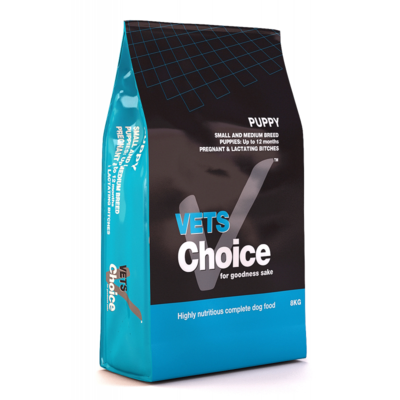 Vets Choice Small and Medium Breed Puppy Dog Food