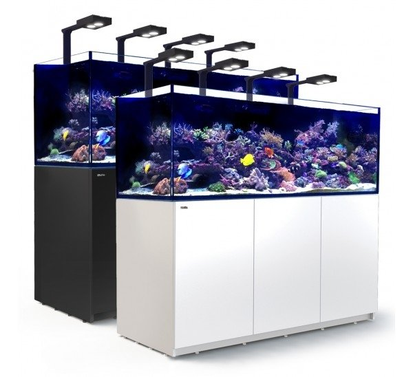 Red Sea Reefer Deluxe Complete LED Marine Reef Aquariums