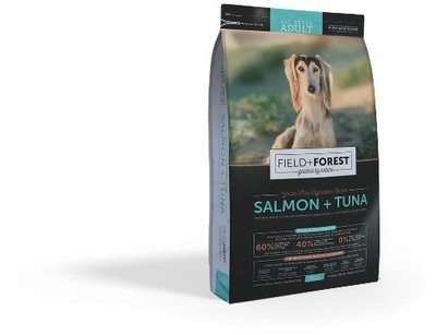Montego Field and Forest - Salmon and Tuna - All Breeds Adult Dog Food