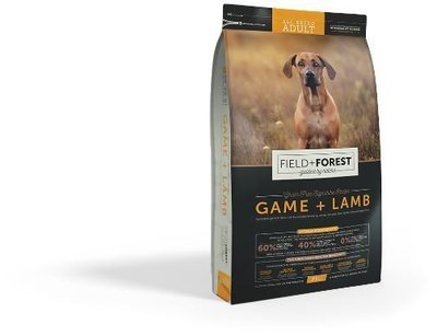 Montego Field and Forest - Game and Lamb - All Breeds Adult Dog Food