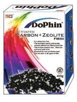 Dophin Carbon and Zeolite Ammonia Chips Mix 400G