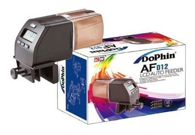 Dophin LCD Automatic Fish Feeder