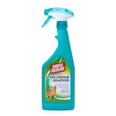 Simple Solution Cat Stain and Odour Remover Trigger Spray