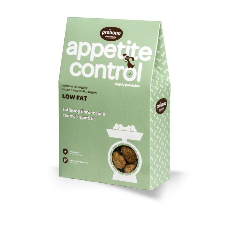 Probono Appetite Control Biscuit Treats for Dogs
