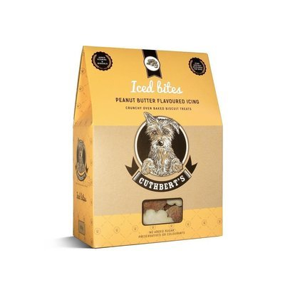 Cuthberts Iced Dog Biscuits 650g