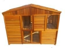 Rabbit / Guinea Pig Hutch Mansion Small Animal Cage