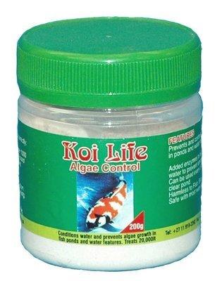 Koi Life Algae Control