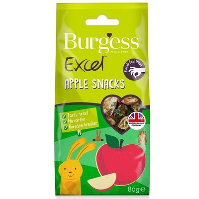 Burgess Excel Apple Snacks 80G