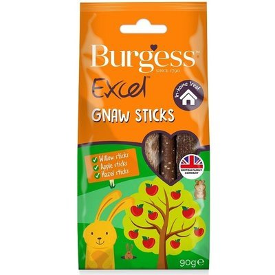 Burgess Excel Gnaw Sticks 14 PCS