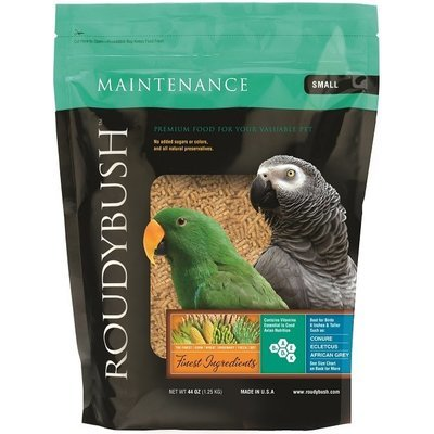 Roudybush Daily Maintenance Diet Small 1.25KG
