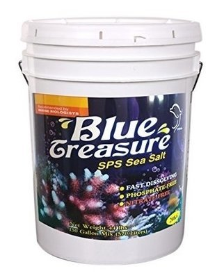 Blue Treasure / Aqua Ocean SPS Reef Salt 20kg
