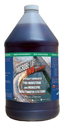 MICROBELIFT IND Industrial Waste Water Treatment 1GAL - 3.78L